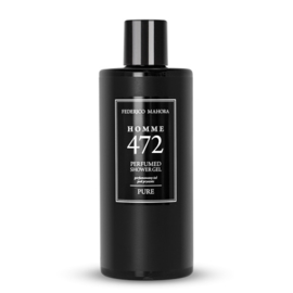 PERFUMED SHOWER GEL HOMME FM 472