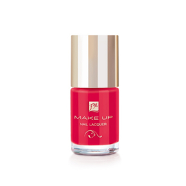 N043 NAIL LACQUER GEL FINISH STYLISH RED