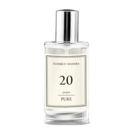 PURE 20 Female  Fragrance