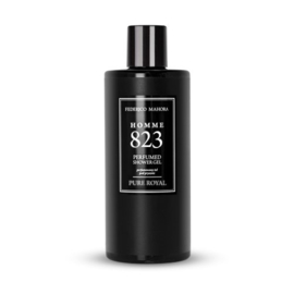 PERFUMED SHOWER GEL HOMME FM 823