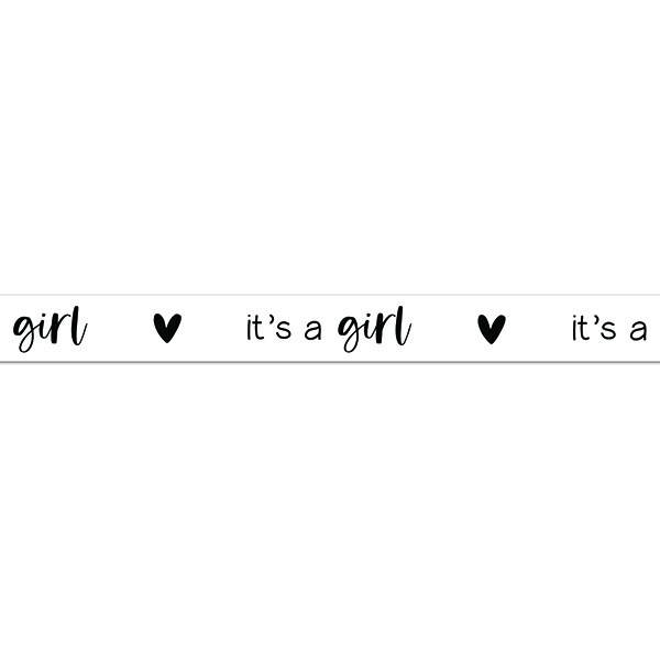 Lint | It's a girl | 15 mtr