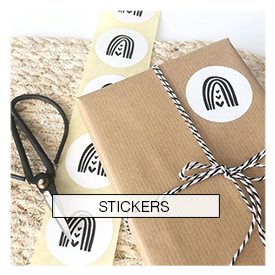 Stickers, sluitstickers wholesale