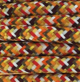 Snoer pixel oranje