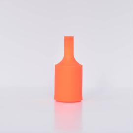 Fitting siliconen - oranje