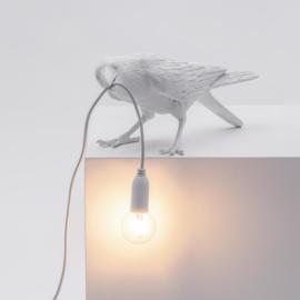 Seletti - Bird lamp 'Playing'