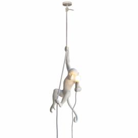 Seletti - Monkey lamp aan touw