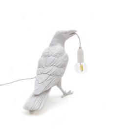 Seletti - Bird lamp 'Waiting'
