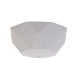 Plafondkapje siliconen - lichtgrijs