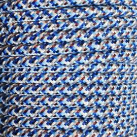 Snoer pixel blauw