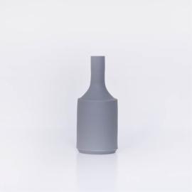 Fitting siliconen - grijs