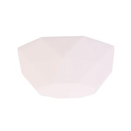Plafondkapje siliconen - wit
