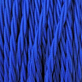 Snoer gedraaid donkerblauw