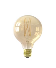 Globe goud 95mm 4W E27