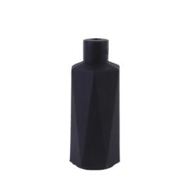Fitting E14 facet - zwart