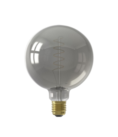Globe titanium spiraal 125mm 4W E27