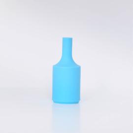Fitting siliconen - lichtblauw
