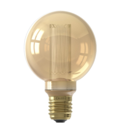 Globe goud Crown 80mm 3,5W E27