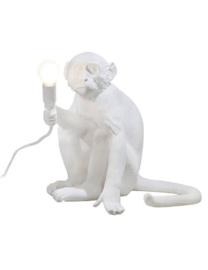 Seletti - Monkey lamp zittend