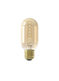 Buislamp goud spiraal (S) 4W E27