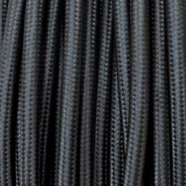 Snoer zwart (50m)