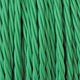 Snoer gedraaid groen