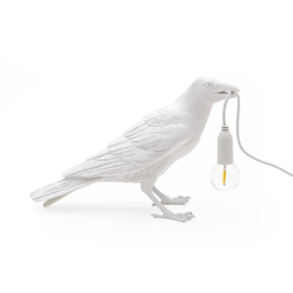 Seletti - Bird lamp 'Waiting'