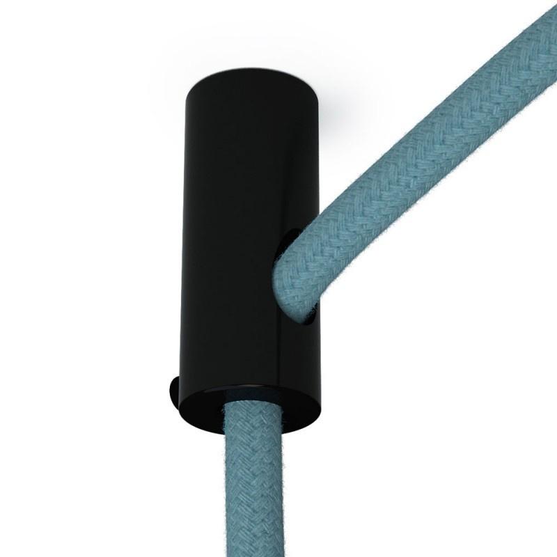 Plafondbevestiging zwart