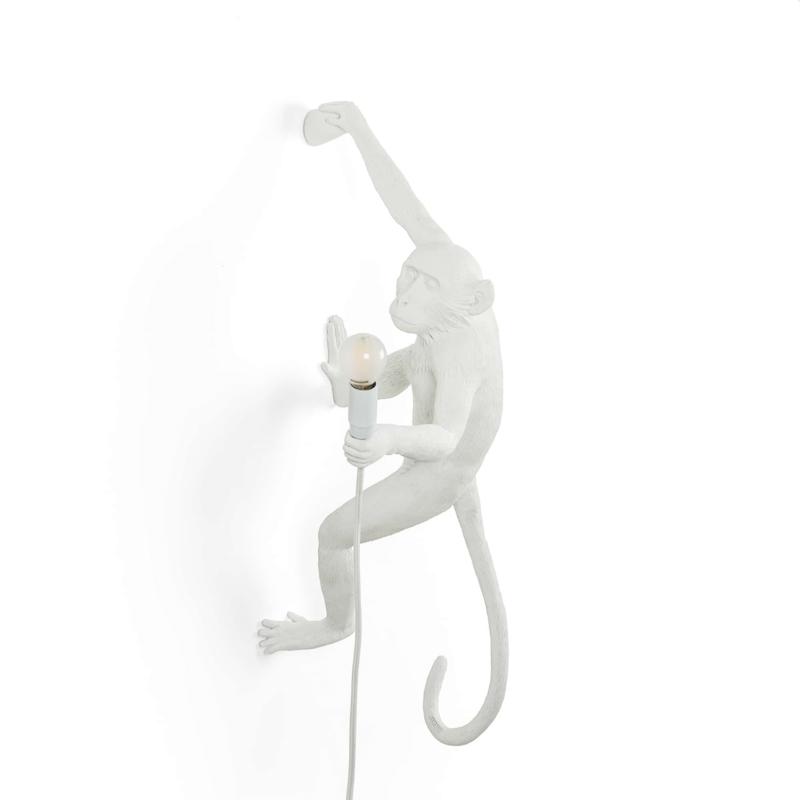 Seletti - Monkey lamp hangend links