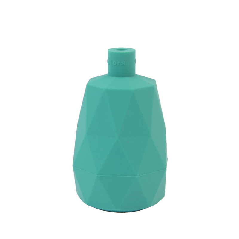 Fitting facet - turquoise