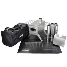 Nomad 1G M-sized Cook Camping Stove Package