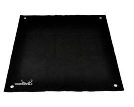Winnerwell Fireproof Mat - Carbon Fiber Aluminium