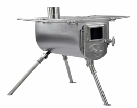 Winnerwell Woodlander  Medium sized Cook Camping Stove incl gratis tas!