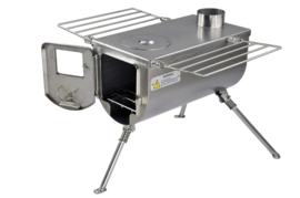 Winnerwell Woodlander  Large sized Cook Camping Stove