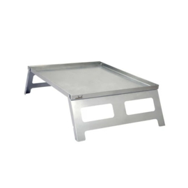 Winnerwell Stainless fastfold Accessory Table L-sized