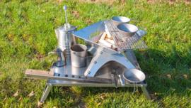 Winnerwell Firepit grill XL