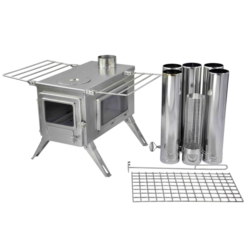 Winnerwell Nomad View Large sized Cook Camping Stove