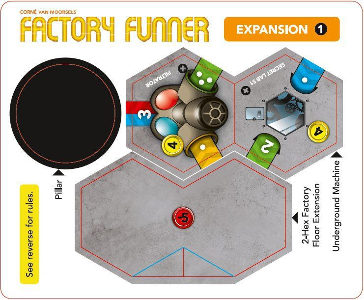 Factory Funner(&Bigger) Expansion-1