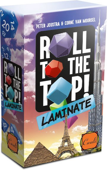 SOLD OUT: Roll To The Top Laminate