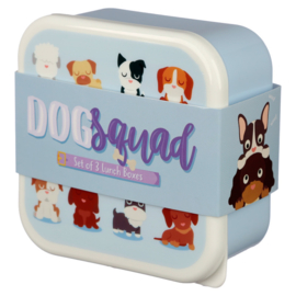 Lunchtrommels Honden