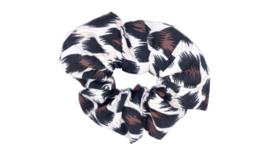 Scrunchie panter print