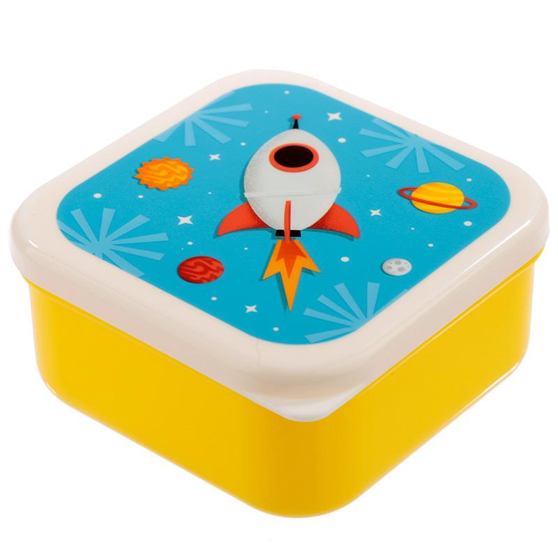 Lunchtrommels astronaut