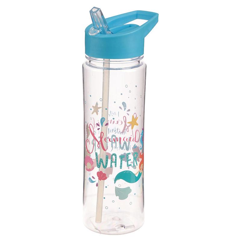 Drinkfles zeemeermin