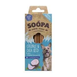 Soopa Dental stick Chia & Kokosnoot