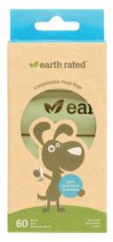 Earth Rated Poepzakjes Composteerbaar 60ST