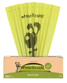 Earth Rated Poepzakjes Geurloos 300ST