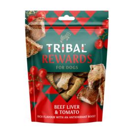 Tribal Hondenkoekjes Rund & Tomaat