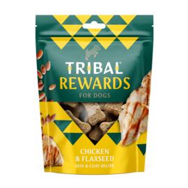 Tribal Hondenkoekjes Kip & Lijnzaad