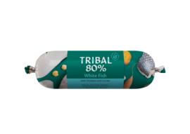 Tribal Houdbare worst - 80 % Wit vis - 750 gr