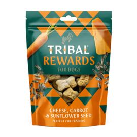 Tribal Hondenkoekjes Kaas, Wortel en Zonnenbloempitten