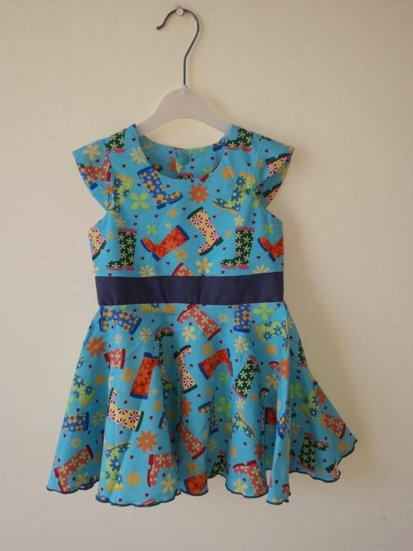 Eleonora jurk maat 98